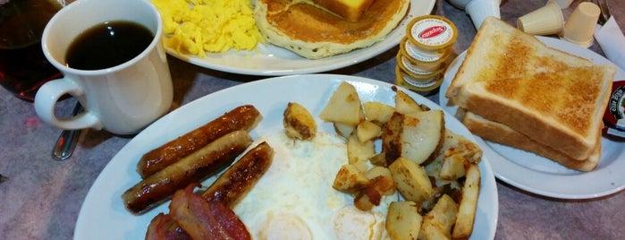 Sunshine Spot is one of Breakfast.