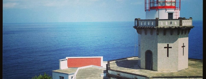 Farol da Ponte do Arnel is one of Azores East Trip.