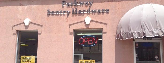 Parkway Sentry Hardware is one of Josh : понравившиеся места.