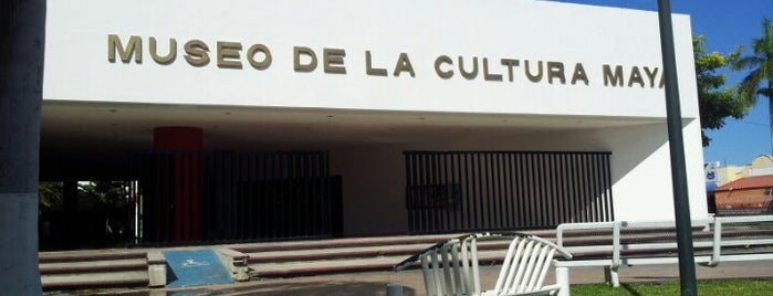 Museo de la Cultura Maya is one of Lieux qui ont plu à Karen.