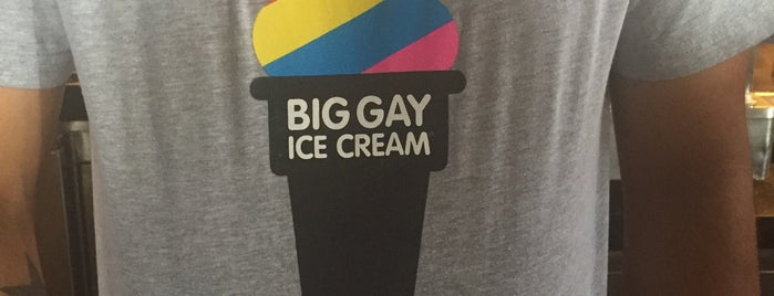 Big Gay Ice Cream is one of Tempat yang Disimpan Ali.