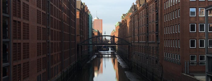 AMERON Hotel Speicherstadt is one of Best of Hamburg.