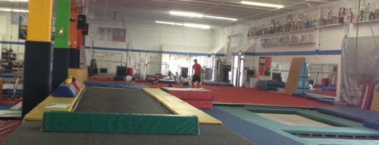 Twister Gymnastics, Parties and Cheer is one of South Florida Kids.