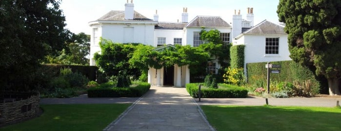 Pembroke Lodge is one of London.
