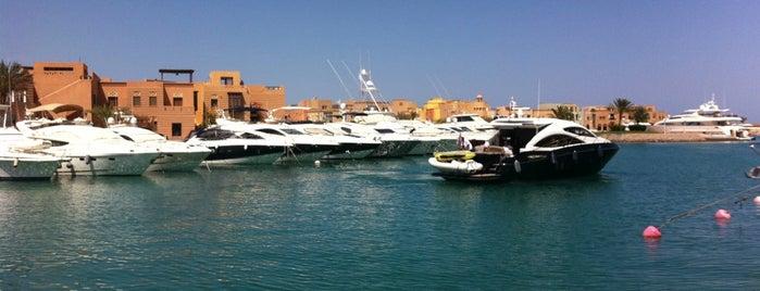 Abu Tig Marina is one of Best Around the World!.