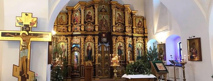 Кресто-Никольская Церковь is one of Суздаль.