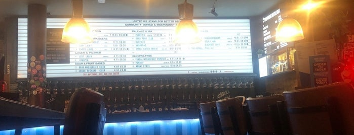 BrewDog Bars - London