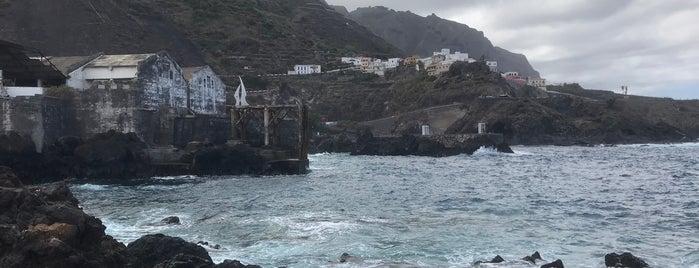Garachico is one of Tenerife.