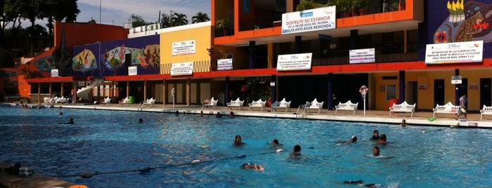 Balneario Agua Hedionda is one of Mexico.