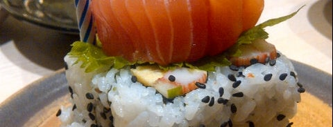 Sushi Tei is one of Locais curtidos por Natasha.