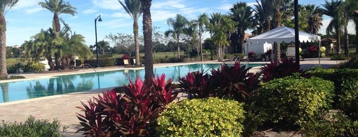 Tesoro Swim & Raquet Club is one of Florida.