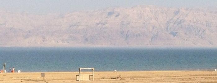 Dead Sea Public Beach is one of Israel 👮.