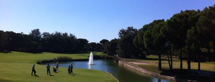 National Golf Club is one of Locais salvos de nicola.