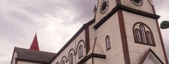 Iglesia del Sagrado Corazón de Jesús is one of Cristian : понравившиеся места.
