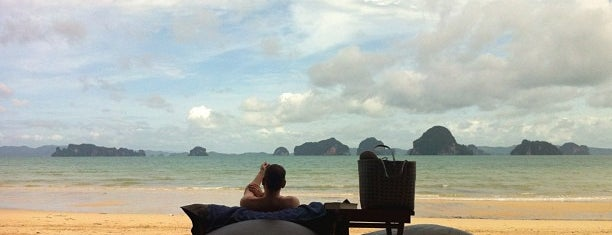 The Tubkaak Boutique Resort Krabi is one of SEA.