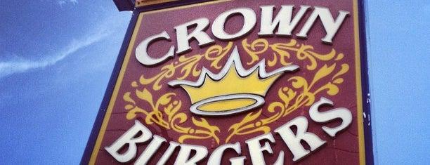 Crown Burger is one of Sosyolord'un Kaydettiği Mekanlar.