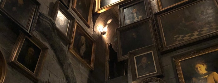 Harry Potter and the Forbidden Journey is one of สถานที่ที่ Greg ถูกใจ.