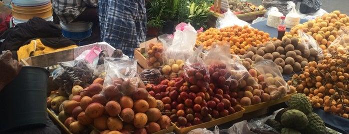 Mercado de San Cosme is one of D.F..