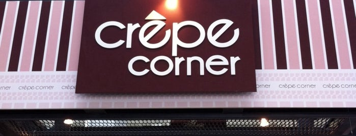 Crepe Corner is one of Mexico Must-Try.