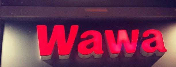 Wawa is one of Locais curtidos por Dawn.