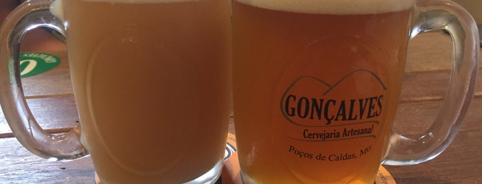 Cervejaria Gonçalves is one of CH @ Poc.