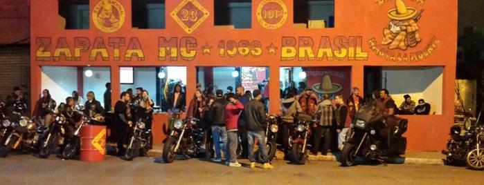 zapata moto clube is one of Locais de interesse.