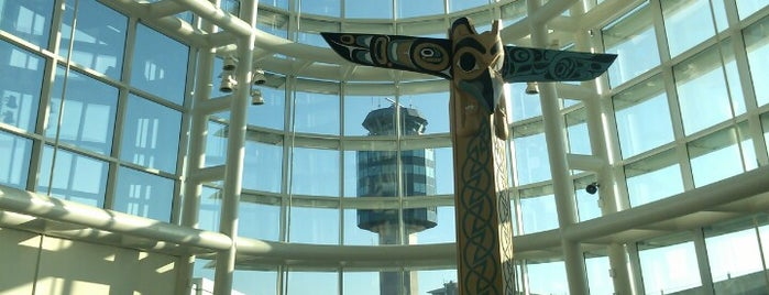 Vancouver International Airport (YVR) is one of Airports~Part 1....