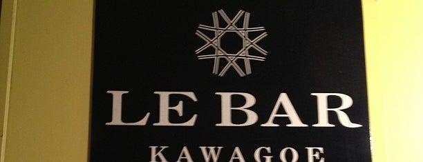 LE BAR KAWAGOE is one of Japan.