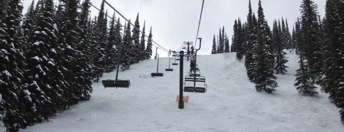 Whitewater Ski Resort is one of BC Ski Resorts.