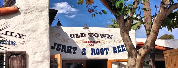 Old Town Jerky & Root Beer is one of SoCal Camp!.