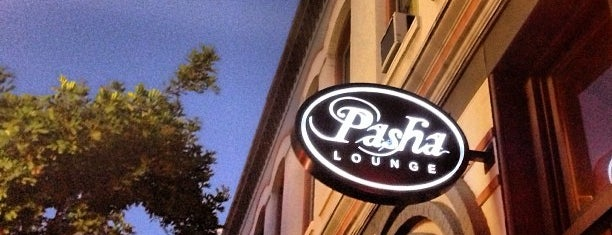 Pasha Lounge is one of Lugares guardados de Caner.