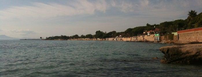 Spiaggia di Capitana is one of Daniele 님이 좋아한 장소.