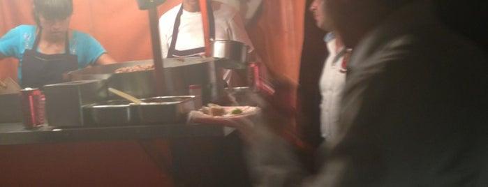 Tacos El Tio is one of Jorge : понравившиеся места.