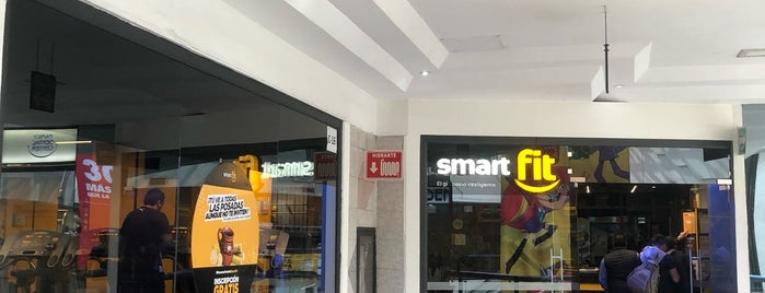 Smart Fit is one of Locais curtidos por Miguel.