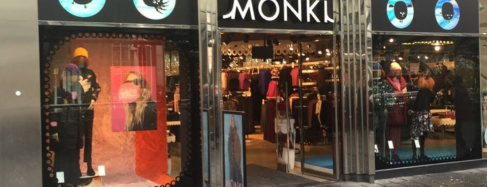 Monki is one of Rotterdam.