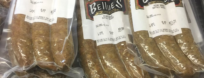 Bellue's Fine Cajun Cuisine is one of AKBさんのお気に入りスポット.