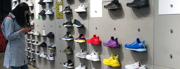 Adidas NYC Headquarters is one of NewYork been2.