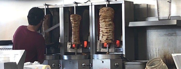 Shawarma On The Go is one of NOLA.