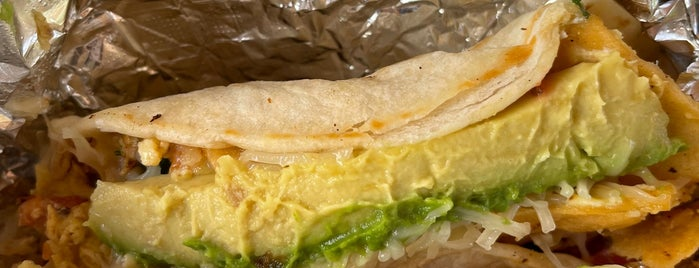 Veracruz All Natural is one of TM 120 Tacos You Must Eat Before You Die.
