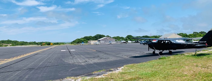Montauk Airport (MTP) is one of Orte, die TIm gefallen.