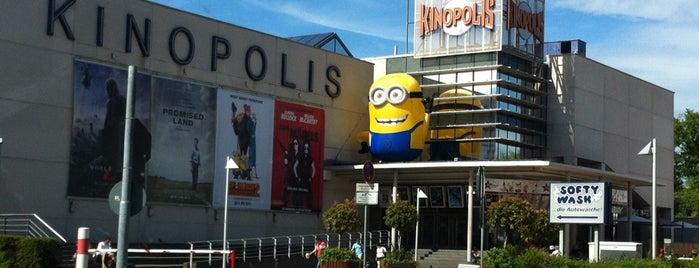 Kinopolis is one of Orte, die Mirko gefallen.
