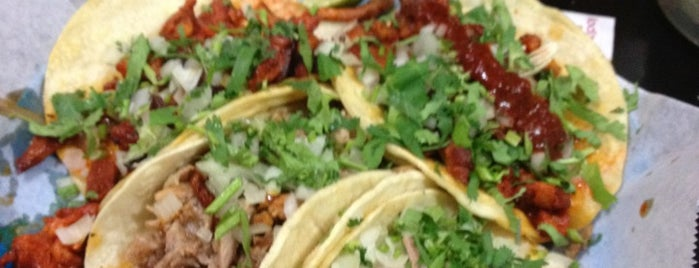 Taco Mix is one of Harlem Delights.