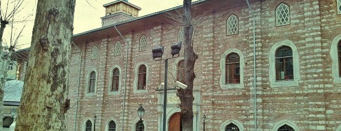 Mezquita de Arap is one of Tarihistanbul.