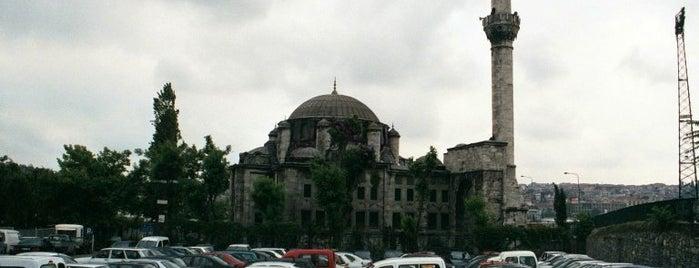 Sokullu Mehmet Paşa Camii is one of İstanbul'daki Mimar Sinan Eserleri.