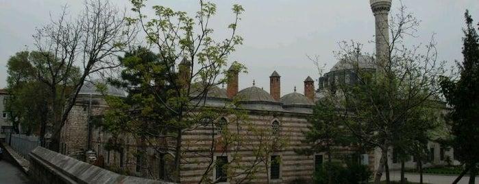 Gazi Ahmet Paşa Camii is one of İstanbul'daki Mimar Sinan Eserleri.
