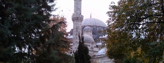 Moschea di Sehzade is one of Tarihistanbul.