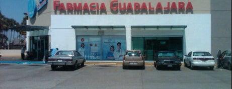 Farmacia Guadalajara is one of Uriel : понравившиеся места.