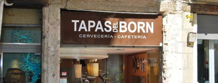 Tapas del Born is one of Alan 님이 좋아한 장소.