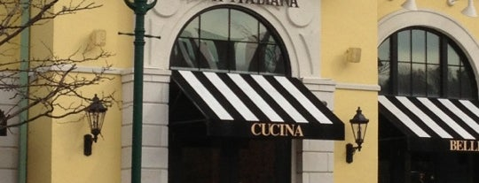 BRAVO! Cucina Italiana is one of Favorite place's.