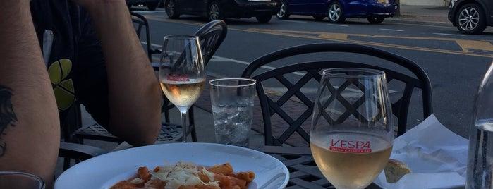 Vespa Italian Kitchen Bar is one of LI Places Bucket List:.